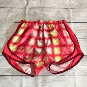 Nike • Fucsia Dri-fit Shorts Small